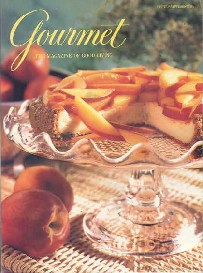 Gourmet - September 1995