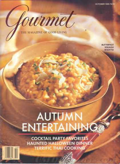 Gourmet - October 1995