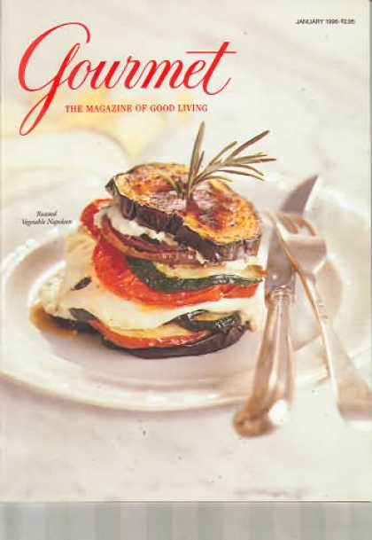 Gourmet - January 1996