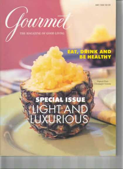 Gourmet - May 1996