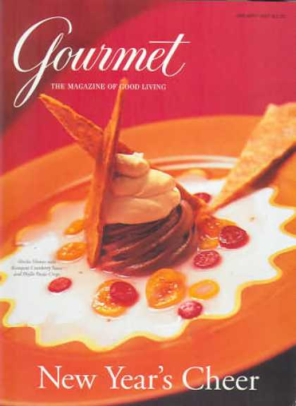 Gourmet - January 1997