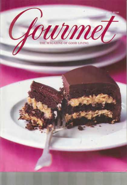 Gourmet - March 2000