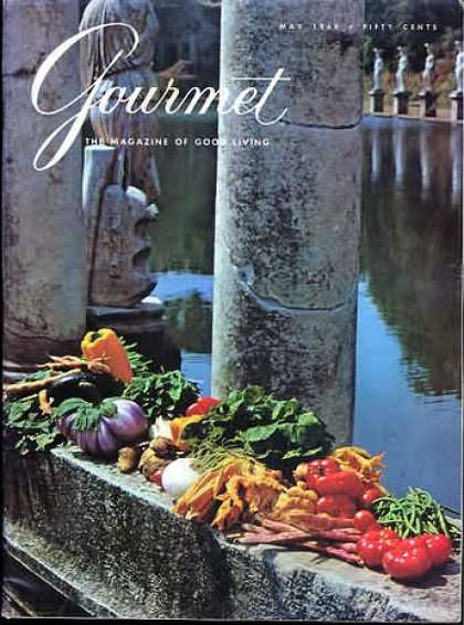 Gourmet - May 1969