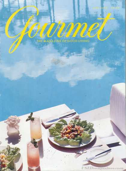 Gourmet - May 2002