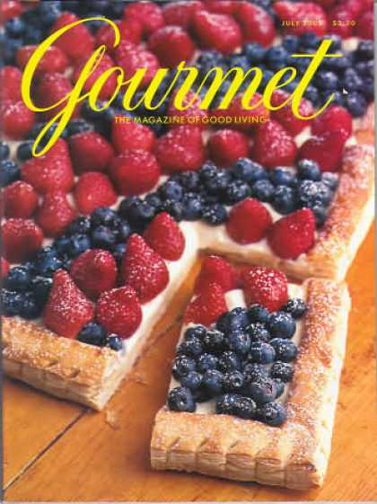 Gourmet - July 2002