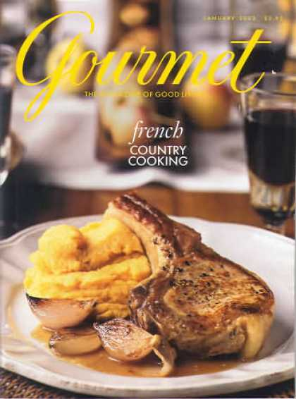 Gourmet - January 2003