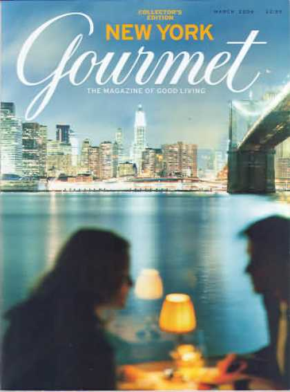 Gourmet - March 2004