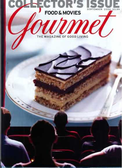 Gourmet - September 2004