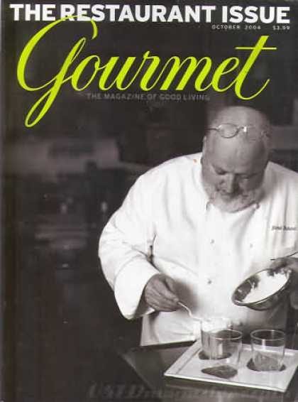 Gourmet - October 2004