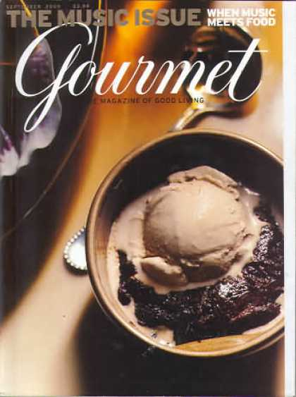 Gourmet - September 2005