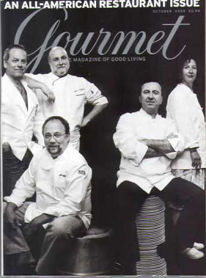 Gourmet - October 2005