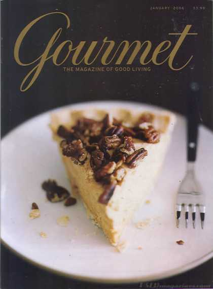 Gourmet - January 2006