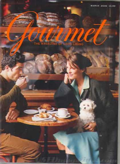 Gourmet - March 2006
