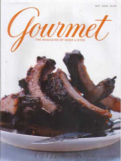 Gourmet - May 2006