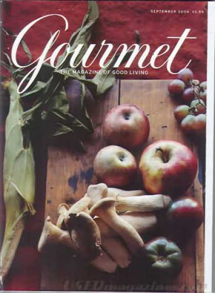 Gourmet - September 2006