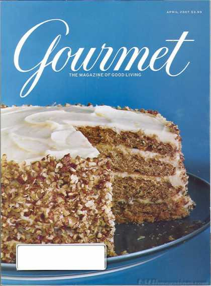 Gourmet - April 2007