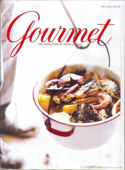 Gourmet - May 2007