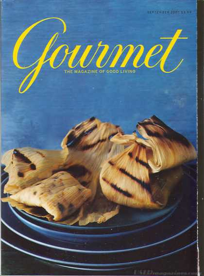 Gourmet - September 2007