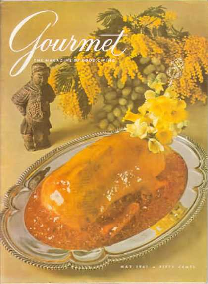 Gourmet - May 1961