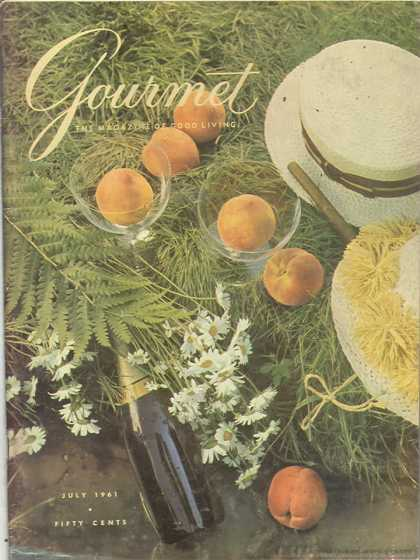 Gourmet - July 1961