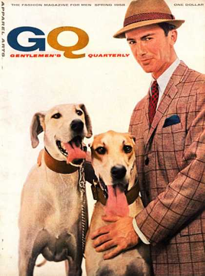 GQ - Spring 1958 - Dogs