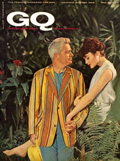 GQ - Advanced Summer 1958 - Garden
