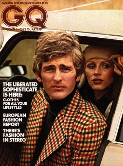 GQ - September 1972 - The Liberated Sophisticate Is Here