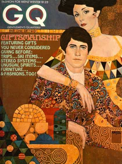 GQ - Winter 1972 - Giftmanship