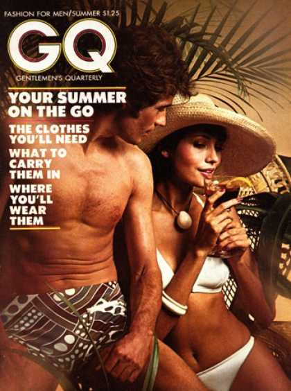 GQ - Summer 1973 - Your Summer on the Go
