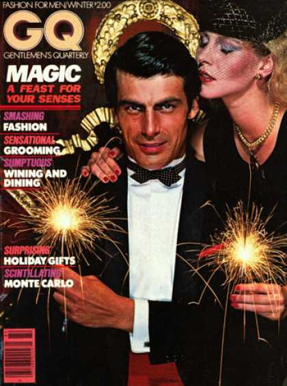 GQ - Winter 1978 - Magic: A Feast for Your Senses