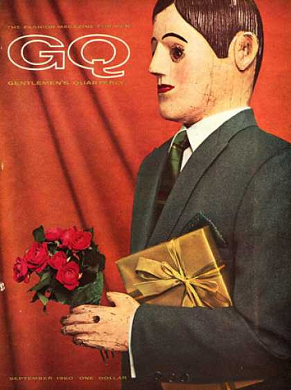 GQ - September 1960 - Puppet
