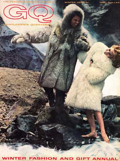 GQ - Winter 1960-61 - Winter Fashion