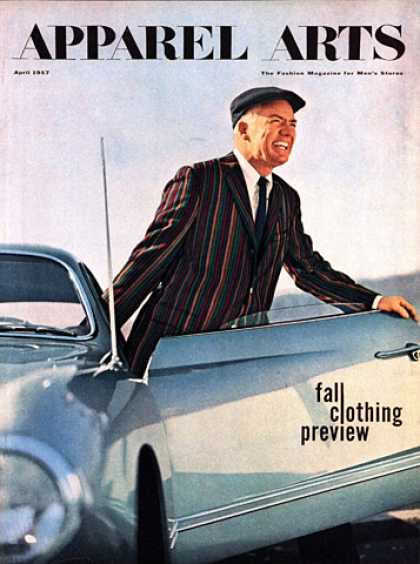 GQ - April 1957 - Fall Clothing Preview