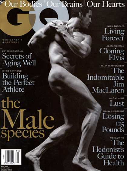 GQ - May 2002 - The Male Species