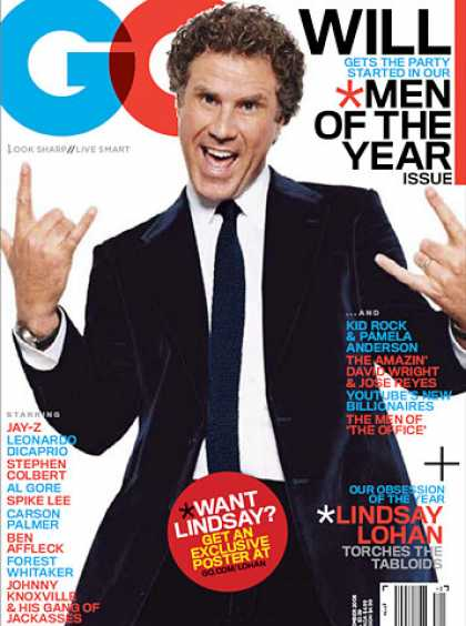 Attitude, GQ readers in completely different demographics