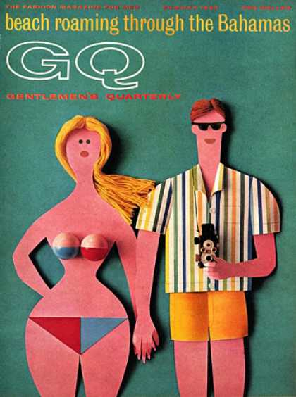GQ - Summer 1965 - Bahamas