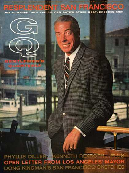 GQ - October 1965 - Resplendent San Francisco