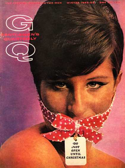 GQ - Winter 1965-66 - Do Not Open Until Christmas