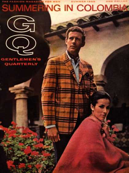 GQ - Summer 1966 - Inner Court