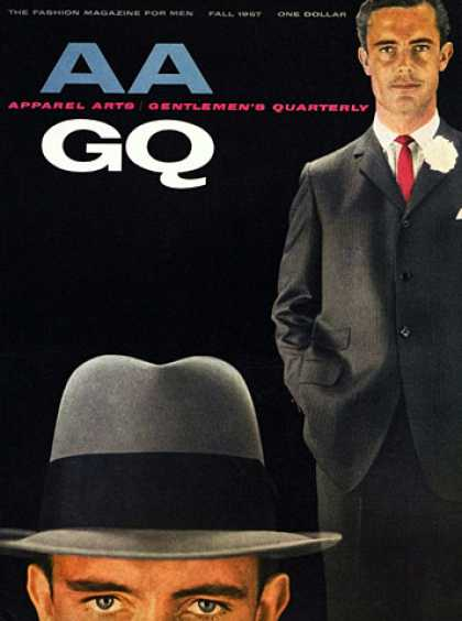 GQ - Fall 1957 - AA: GQ