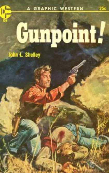 Graphic Books - Gunpoint - Jhon L. Shelley