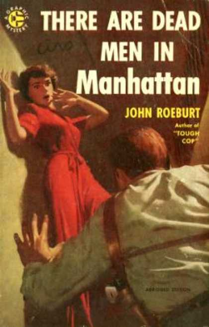 Graphic Books - There Are Dead Men In Manhattan - John Roeburt