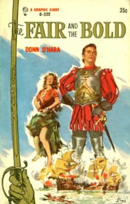Graphic Books - The Fair and the Bold - Donn O'hara
