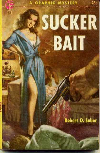 Graphic Books - Sucker Bait - Robert O. Saber