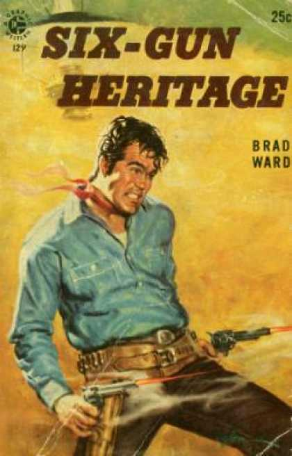 Graphic Books - Six-gun Heritage - Brad Ward