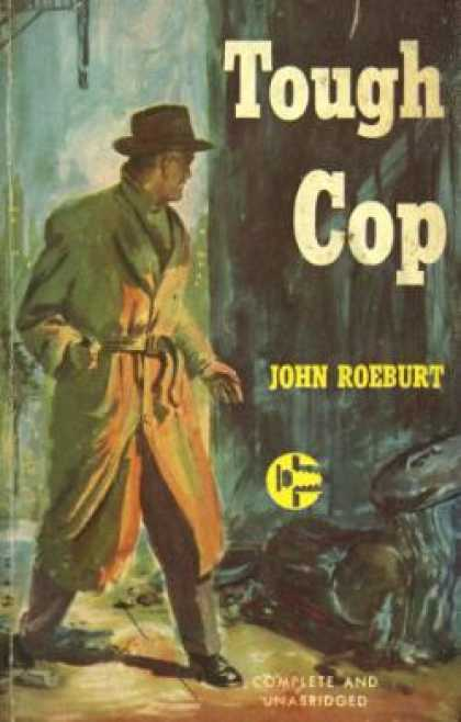 Graphic Books - Tough Cop