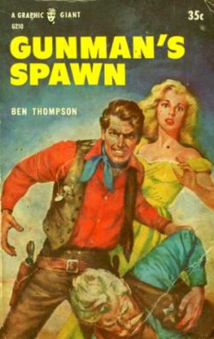 Graphic Books - Gunman's Spawn - Ben Thompson