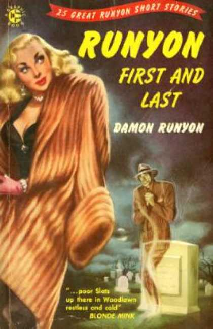Graphic Books - Runyon First and Last