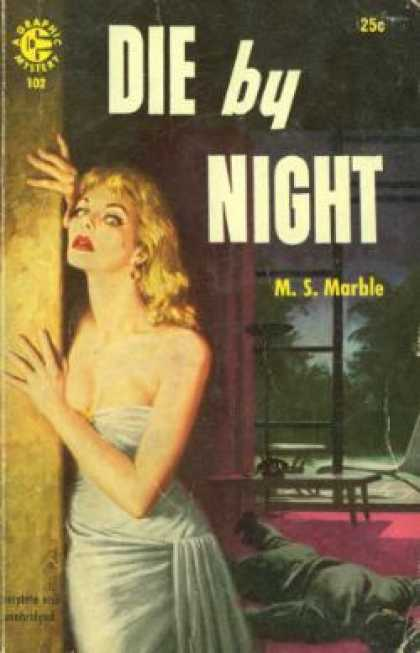 Graphic Books - Die by night - M. S. Marble