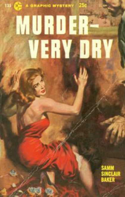 Graphic Books - Murder-very Dry